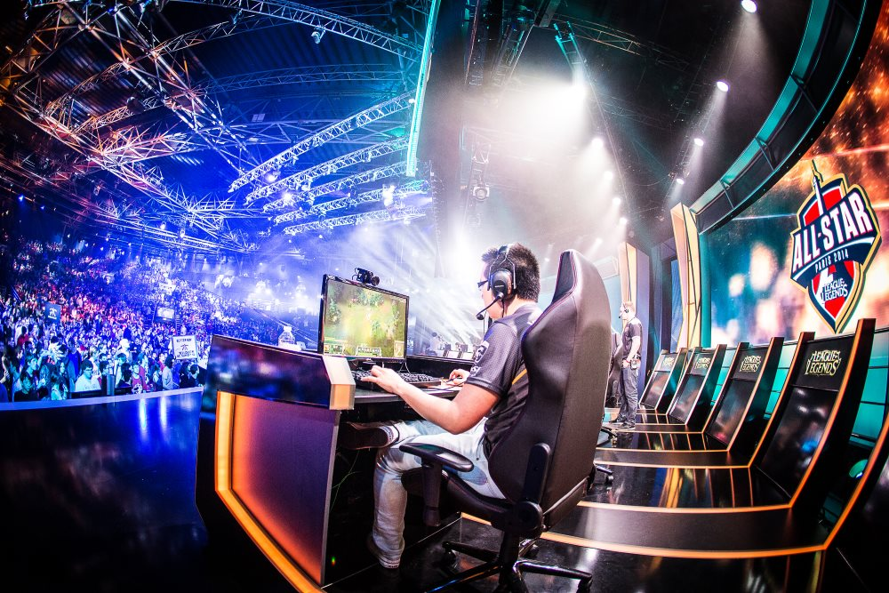 The adoption of Twitch by the gaming industry transformed gaming into a sport.