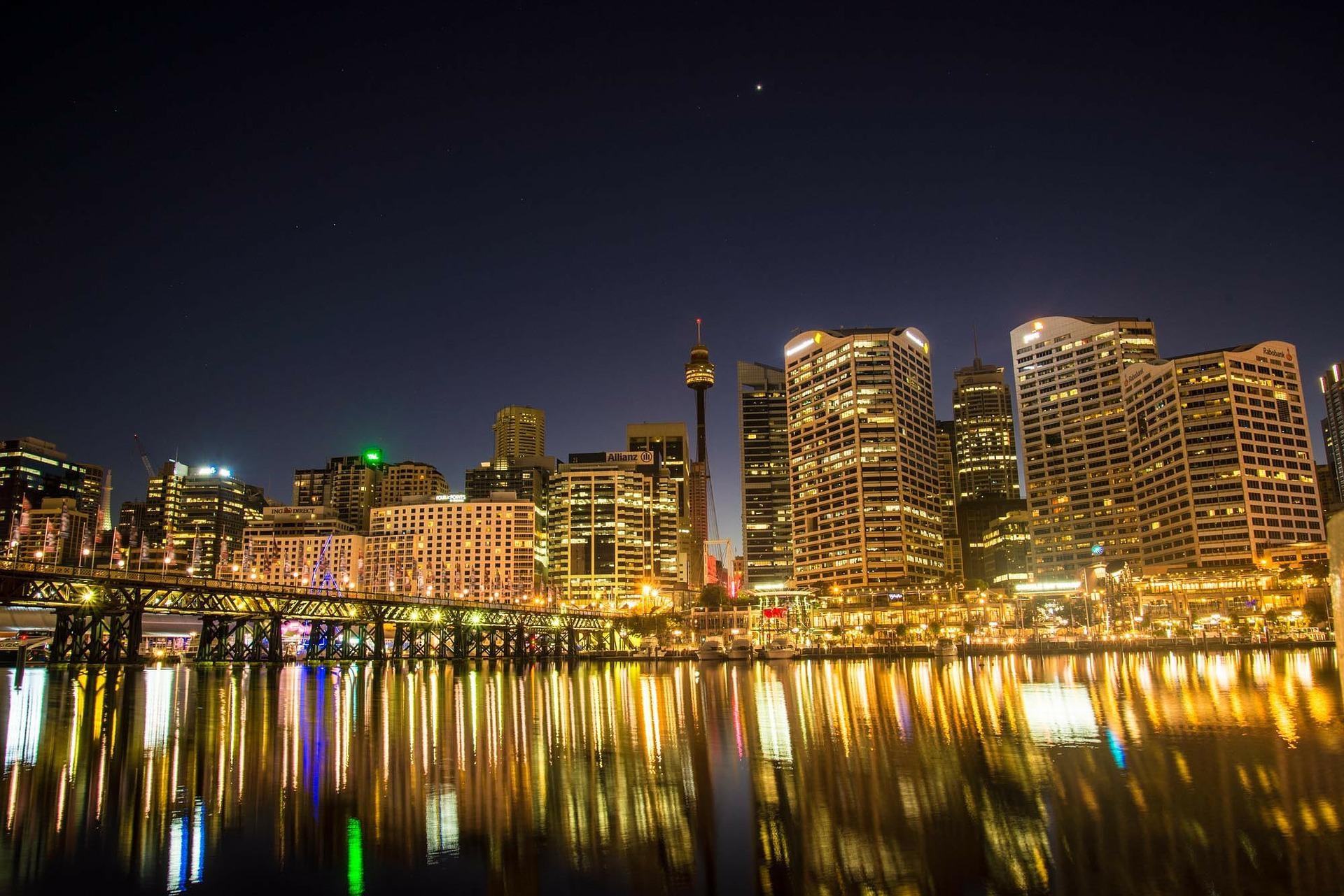 Australia - strong regulation and a modern financial industry